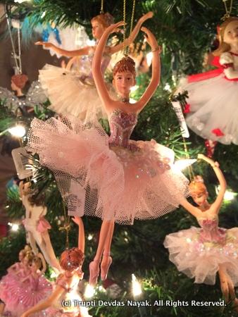 BalletChristmasOrnaments