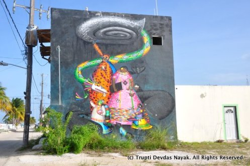 Family-Street-Art-Holbox