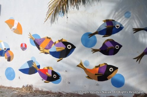 Fishes-Swimming-Holbox-Street-Art